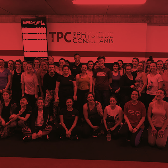 The Physique Consultants Body Transformation Challenge Dublin Image.