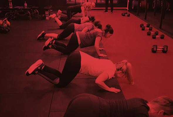 The Physique Consultants Fitness Trainers Dublin Image.